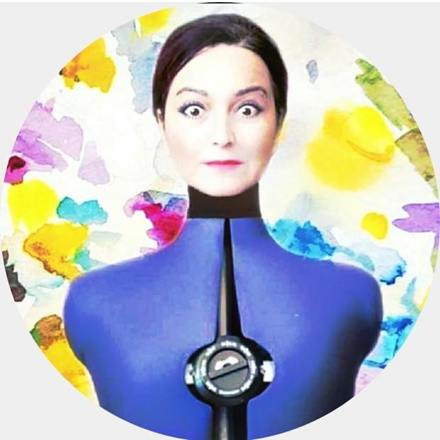 Paula Elena Liguori Designer Stylist Fashion Italy